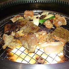 焼肉製作所 食べ放題 神神のおすすめ料理1