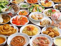 国分町最強☆120種類食べ放題&220種飲み放題が自慢♪