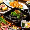 新鮮食材を使った絶品地鶏料理に舌鼓!飲み放題付き宴会コースは4000円からご用意!