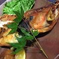 【天然魚】の焼き物もおススメ★焼いても良し煮ても良しお魚本来の旨さを引き立てます♪