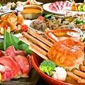 料理メニュー写真肌寒い季節=キタァァァァァァァァァァーーー!!!麒麟のカニ鍋★濃縮濃厚カニエキスたっぷりスープは虜。