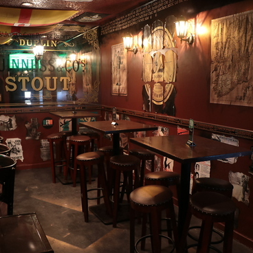 Irish pub 32 洋風居酒屋の雰囲気1