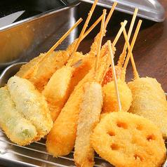 新世界 串カツ いっとく 大阪駅前第3ビル店のおすすめ料理1