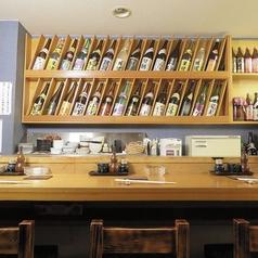 ◆気さくな店主やスタッフとの会話をお楽しみいただきながら、お料理とお酒をぜひご堪能ください。〈新宿 居酒屋 和食 鰻 串 しゃぶしゃぶ 日本酒 焼酎 宴会〉