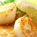 料理メニュー写真帆立のバター醤油焼き