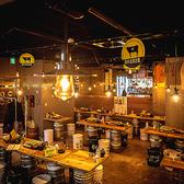 大衆和牛酒場 コンロ家 赤坂店の雰囲気2