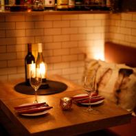 ◆新宿での誕生日会に◆個室でお楽しみ頂けます。