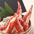 料理メニュー写真■タラバ蟹各種