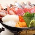料理メニュー写真海鮮いろは丼