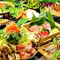 キリン一番搾り含む200種以上の飲み放題付き宴会プラン