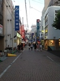 【町田駅からの道順】小田急町田駅東口を出て、すぐ右に曲がります。