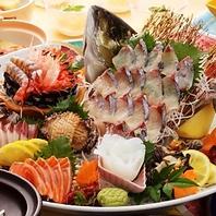 毎朝8時に活きの良い旬のお魚を仕入れています◎