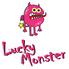 ラッキーモンスターのロゴ