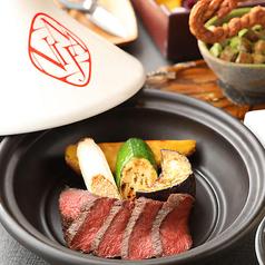 ステーキ NINJA SHINJUKU YASHIKIのおすすめ料理1