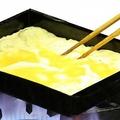 料理メニュー写真直営あかね農場 つまんでご卵使用!! 竹乃屋こだわりの出し巻き玉子