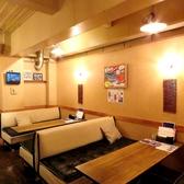 シェルターカフェ shelter cafeの雰囲気3