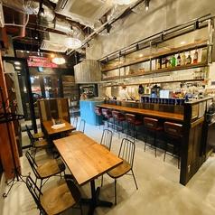 Cafe&Grill Bio Sketch カフェアンドグリル ビオスケッチの雰囲気1