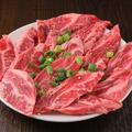 料理メニュー写真国産牛なかおちカルビ
