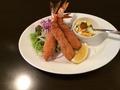 料理メニュー写真エビフライ(3本)