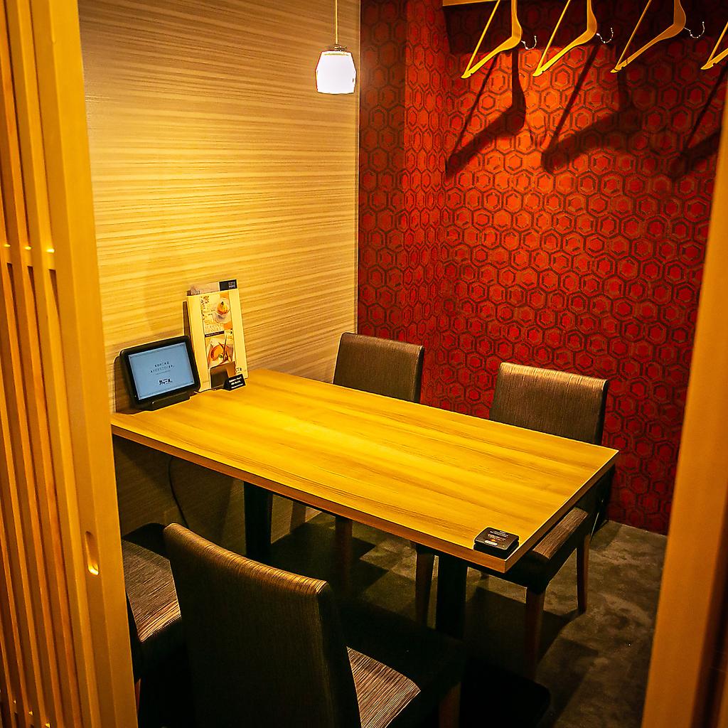 全席個室 鮮や一夜 京都駅前店|店舗イメージ6