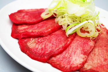 炭火焼肉ゆきちゃんのおすすめ料理1