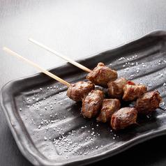 料理メニュー写真砂ずり (2本)