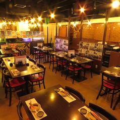 えびかに食堂 新横浜駅前店の雰囲気1