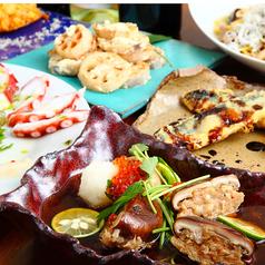 食と酒 buri ブリのコース写真