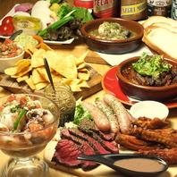 テキサス・メキシコ料理をお手軽に。【tex-mex】