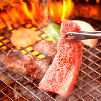 高品質な和牛が堪能できる焼肉店♪