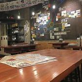 【テーブル席】仕事帰りのサク飲みや、お友達との飲み会などに♪
