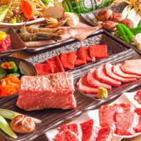 ご宴会コースは4000円、5000円の2種類をご用意!