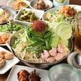 【各種ご宴会に】コース料理は3,000円~ご用意♪