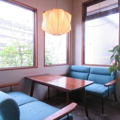 mar go マーゴカフェの雰囲気1