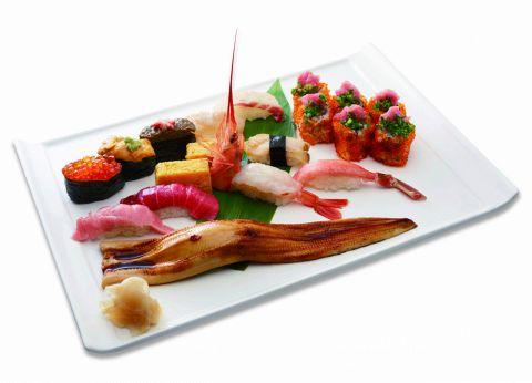 受け継がれた伝統の味本格江戸前寿司をご堪能ください♪
