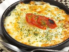 海老とトマトのグラタン
