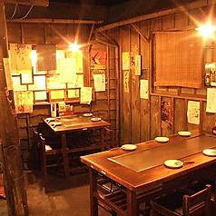 テーブル席※写真はイメージです。