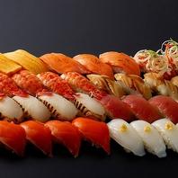 食べ放題にお寿司も♪