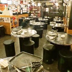 老舗韓国料理専門店 やさい畑 新橋店の雰囲気1