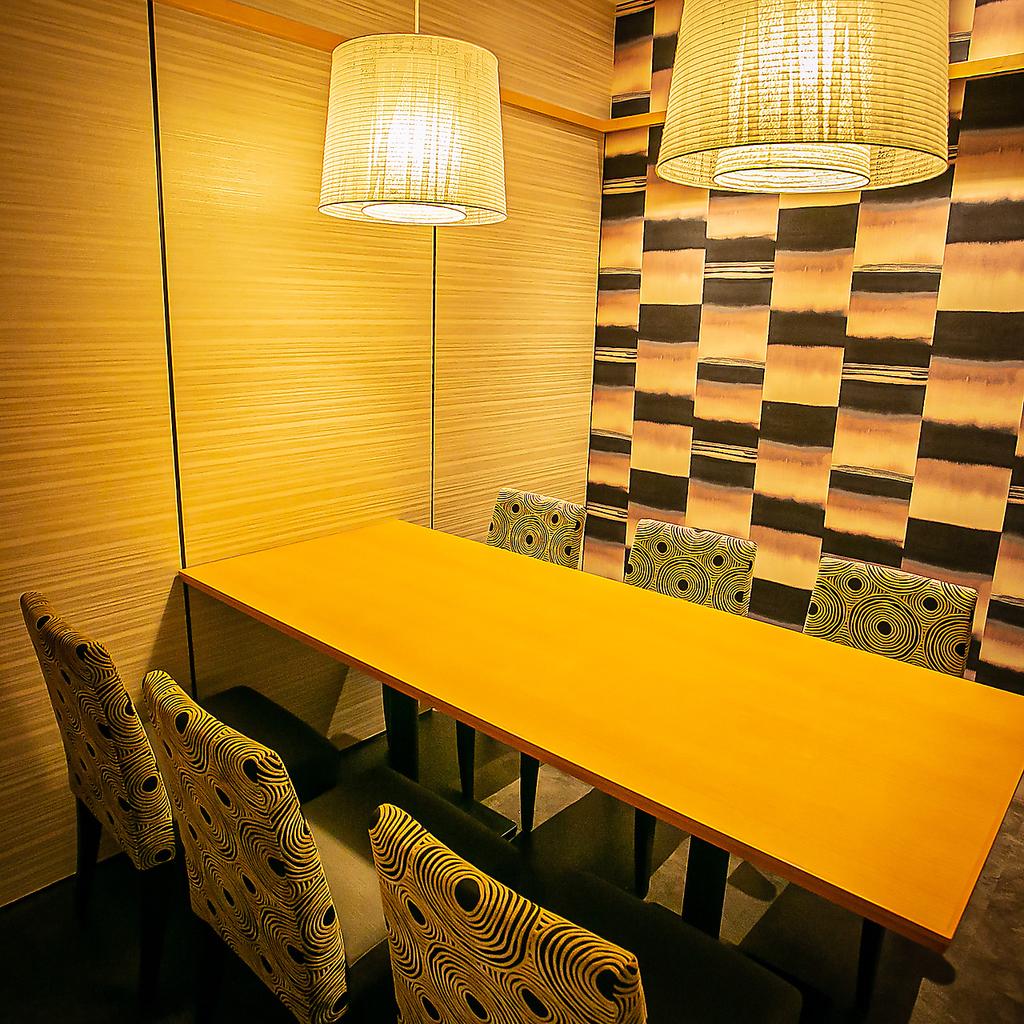 全席個室 鮮や一夜 京都駅前店|店舗イメージ9