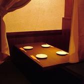 寛ぎのテーブル席!周りを気にせずゆったりをお話しいただけます。2名様~最大4名様までOK!!