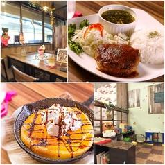 低糖質cafe&bar 華美の写真