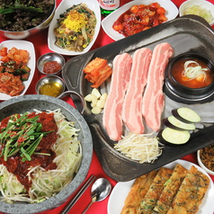 小さな韓国 あぷろ 西新店のおすすめ料理1