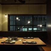 【2階】少人数の宴会に最適な掘りごたつ個室