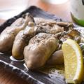 料理メニュー写真自家製!牡蠣オイル漬け