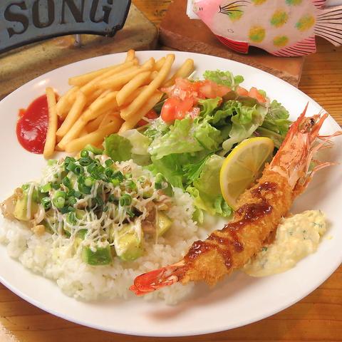 レストラン SEA SONG