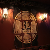 Irish pub 32 洋風居酒屋の雰囲気2
