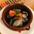 料理メニュー写真イカのスミ煮