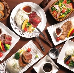 肉バル トリコミート 梅田店のコース写真