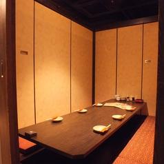 写真は6名様完全個室★何名様でも完全個室へご案内★ ※系列店との併設店舗です。